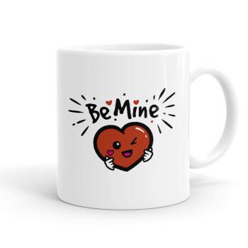 Be mine!, Κούπα, κεραμική, 330ml (1 τεμάχιο)