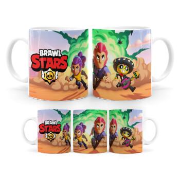 Brawl Stars Desert, Κούπα, κεραμική, 330ml (1 τεμάχιο)