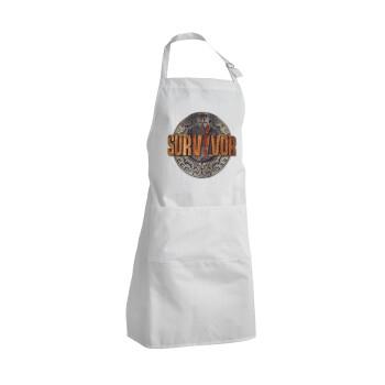 Survivor, Ποδιά μαγειρικής BBQ Ενήλικων