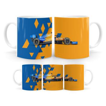 McLaren Formula 1, Κούπα, κεραμική, 330ml (1 τεμάχιο)