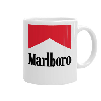 Marlboro, Κούπα, κεραμική, 330ml (1 τεμάχιο)