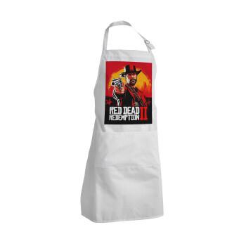 Red Dead Redemption 2, Ποδιά μαγειρικής BBQ Ενήλικων