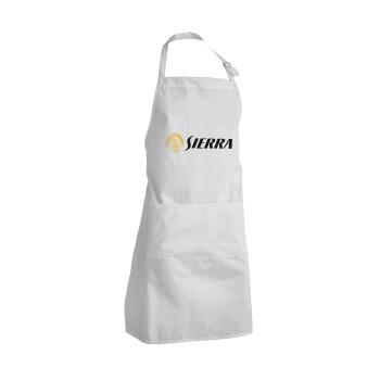 SIERRA, Ποδιά μαγειρικής BBQ Ενήλικων