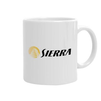 SIERRA, Κούπα, κεραμική, 330ml (1 τεμάχιο)