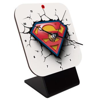 Superman cracked,