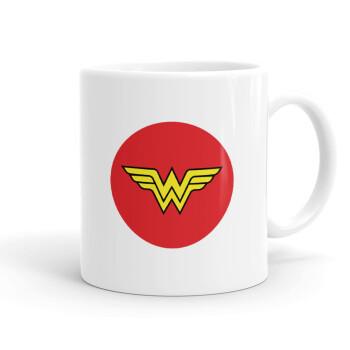 Wonder woman, Κούπα, κεραμική, 330ml (1 τεμάχιο)