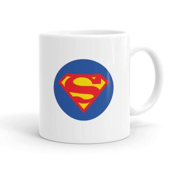 Superman, Κούπα, κεραμική, 330ml (1 τεμάχιο)