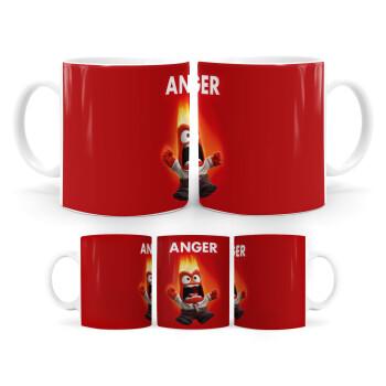 Anger, Κούπα, κεραμική, 330ml (1 τεμάχιο)