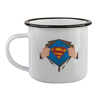 Superman hands,