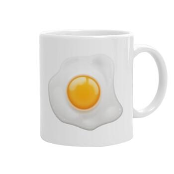 Τηγανητό αυγό, Κούπα, κεραμική, 330ml (1 τεμάχιο)