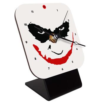 The joker smile,