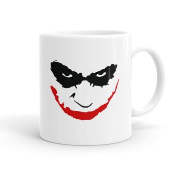 The joker smile, Κούπα, κεραμική, 330ml (1 τεμάχιο)