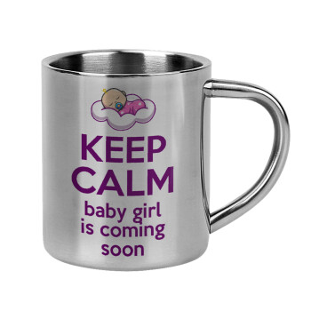 KEEP CALM baby girl is coming soon!!!,