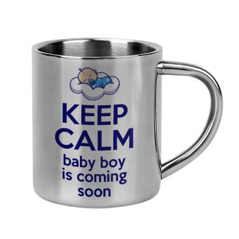 KEEP CALM baby boy is coming soon!!!,