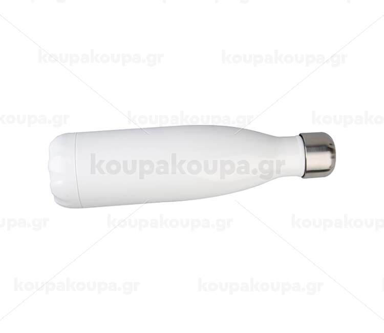 17oz/500ml Stainless Steel Cola Shaped Bottle