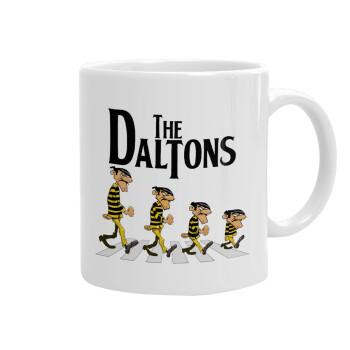 The Daltons, Κούπα, κεραμική, 330ml (1 τεμάχιο)