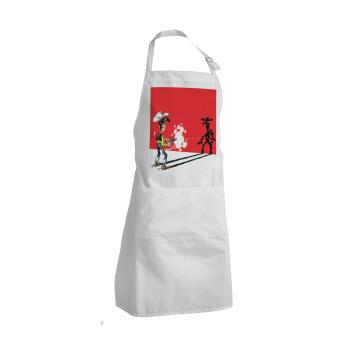 Λούκυ Λουκ σκιές, Ποδιά μαγειρικής BBQ Ενήλικων