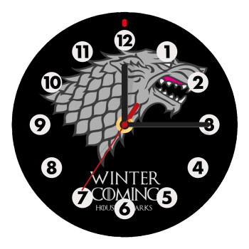 GOT House of Starks, winter coming,