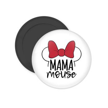 MAMA mouse, Μαγνητάκι ψυγείου στρογγυλό διάστασης 5cm
