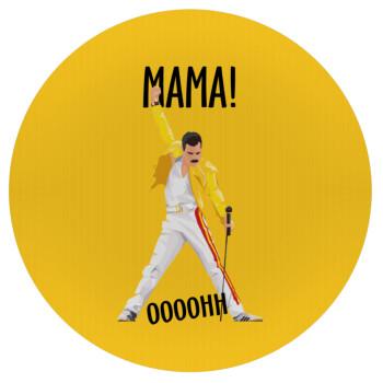 mama ooohh!, Mousepad Στρογγυλό 20cm