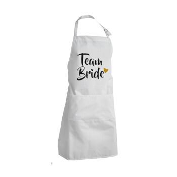 Team Bride, Ποδιά μαγειρικής BBQ ενήλικα