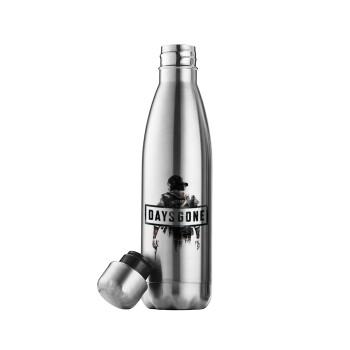 Day's Gone, Μεταλλικό παγούρι θερμός Inox (Stainless steel 304), διπλού τοιχώματος, 500ml