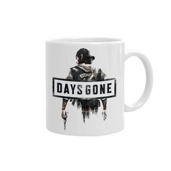 Day's Gone, Κούπα, κεραμική, 330ml (1 τεμάχιο)