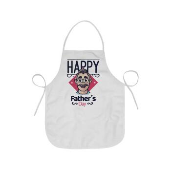 Για την γιορτή του μπαμπά!, Ποδιά μαγειρικής Ενηλίκων (63x75cm)