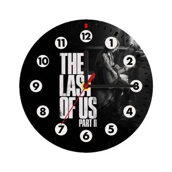 Last of us, part II,
