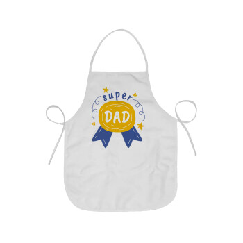 Μπαμπά είσαι για μετάλλιο, Ποδιά μαγειρικής Ενηλίκων (63x75cm)