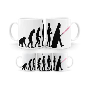 Star Wars Darwin Theory, Κούπα, κεραμική, 330ml (1 τεμάχιο)