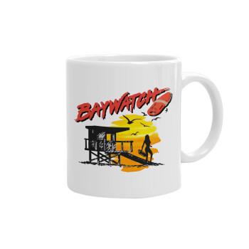Baywatch, Κούπα, κεραμική, 330ml (1 τεμάχιο)
