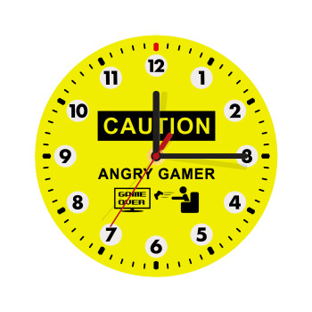 Caution, angry gamer!,