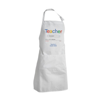 Searching for Best Teacher..., Ποδιά μαγειρικής BBQ Ενήλικων