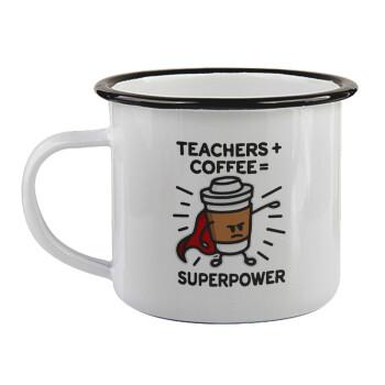 Teacher Coffee Super Power,