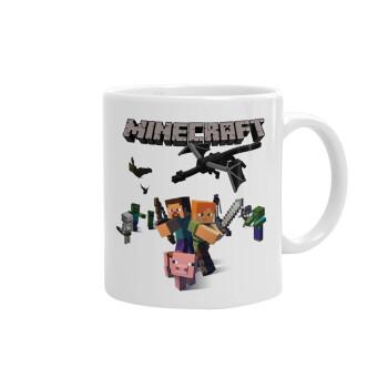 Minecraft Alex, Κούπα, κεραμική, 330ml (1 τεμάχιο)