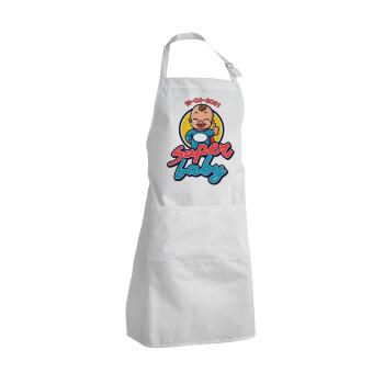 Super baby., Ποδιά μαγειρικής BBQ Ενήλικων