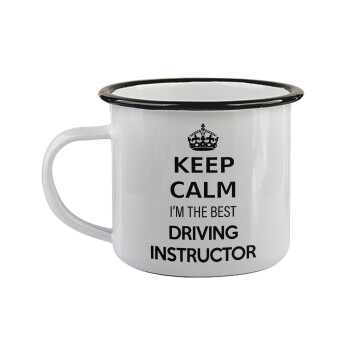 KEEP CALM I'M THE BEST DRIVING INSTRUCTOR,