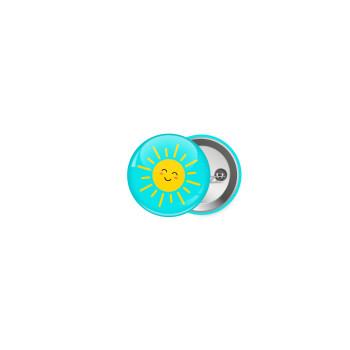 Happy sun, Κονκάρδα παραμάνα 2.5cm