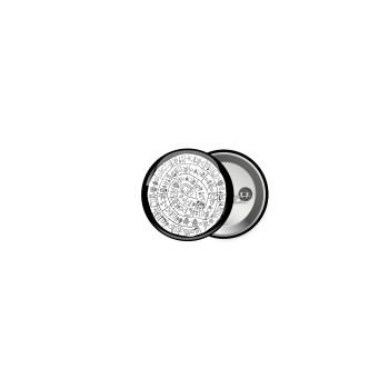 Δίσκος Φαιστού, Κονκάρδα παραμάνα 2.5cm