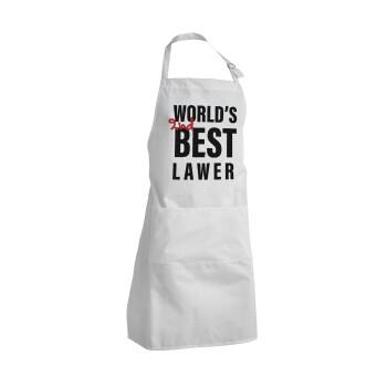 2nd, World Best Lawyer , Ποδιά μαγειρικής BBQ Ενήλικων