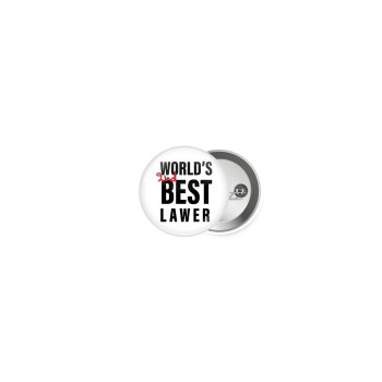2nd, World Best Lawyer , Κονκάρδα παραμάνα 2.5cm