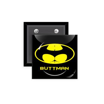 Buttman, Κονκάρδα παραμάνα τετράγωνη 5x5cm