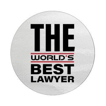 The world's best Lawyer, Επιφάνεια κοπής γυάλινη στρογγυλή (30cm)