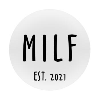 MILF, Mousepad Στρογγυλό 20cm