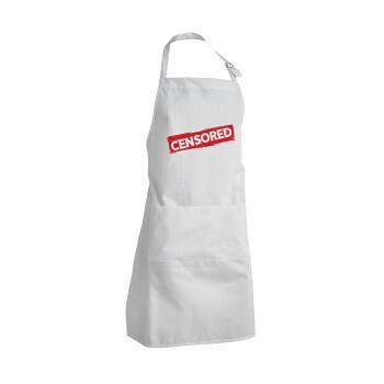 Censored, Ποδιά μαγειρικής BBQ Ενήλικων
