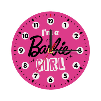 I'm Barbie girl,