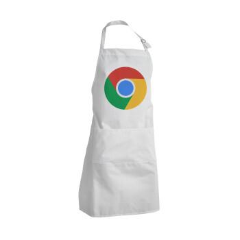 Chrome, Ποδιά μαγειρικής BBQ Ενήλικων