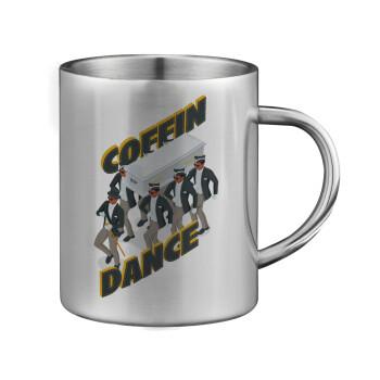 Coffin Dance!, Κούπα ανοξείδωτη διπλού τοιχώματος μεγάλη 350ml