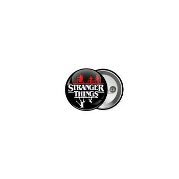Stranger Things upside down, Κονκάρδα παραμάνα 2.5cm